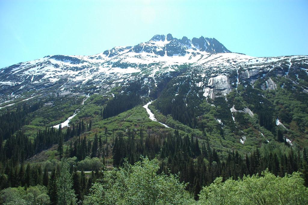White Mountain Railway Above Skagway Alaska Doug Cadmus