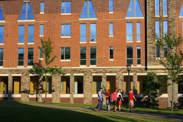 north campus dorms