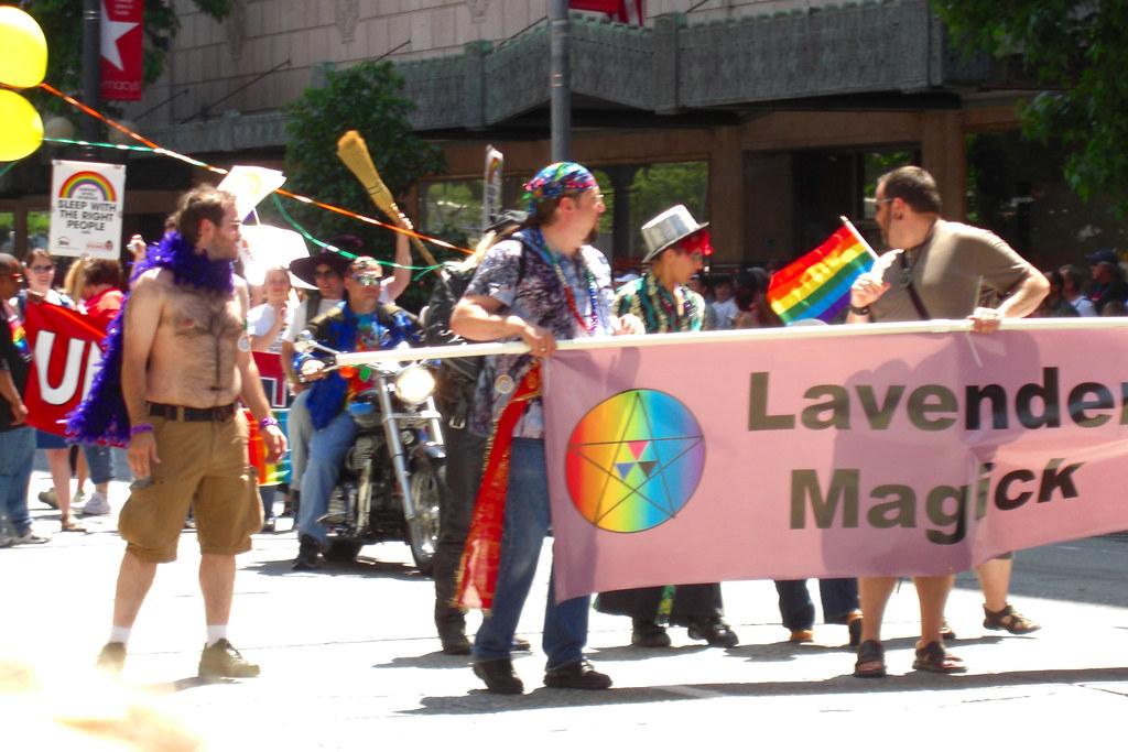 Gay pride seattle 2009