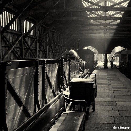 Departure | by Iain Gilmour Photography