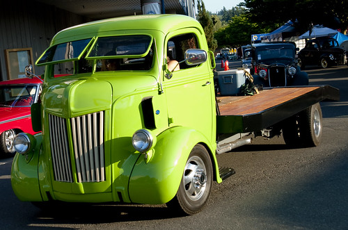 1947 Ford COE (Cab Over Engine) flatbed truck | MSHennessy ...
