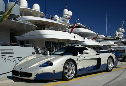 Maserati MC12 | by simons.jasper