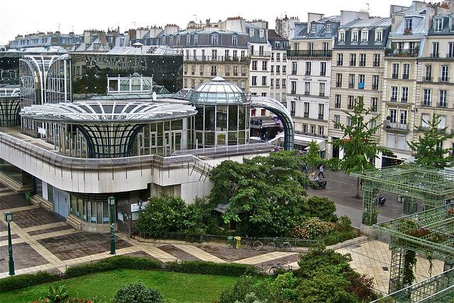 Le forum des halles paris france flickr photo sharing - Forum des halles paris ...