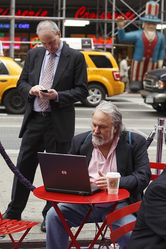 Free Wi-Fi now in Times Square | by Times Square NYC