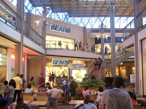 The Columbia Mall Food Court