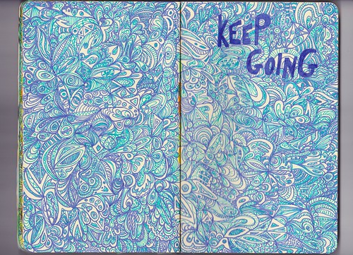 Keep Going | by ∞ DoubleDream ∞
