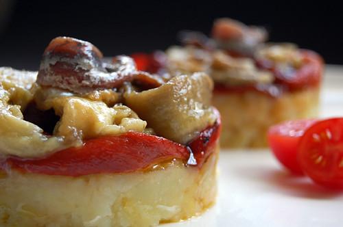 Gastronomía Catalana La Escalivada