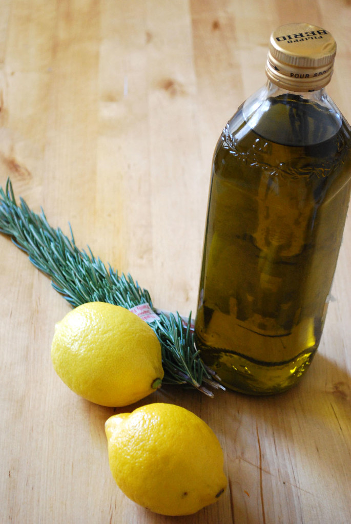 Lemon Rosemary Olive Oil Cake Cooking Light