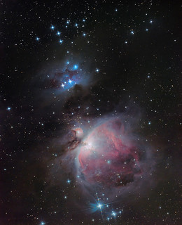 M42, Great Orion Nebula. | by igorfp