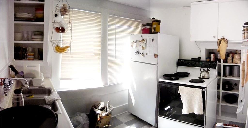 Old Magnet Kitchen Cupboard Doors