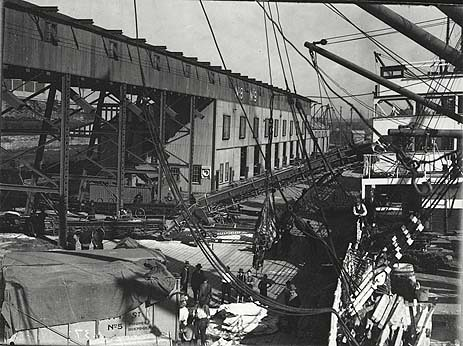 Wharf No.8-9, Glebe Island | by NSW State Archives and Records
