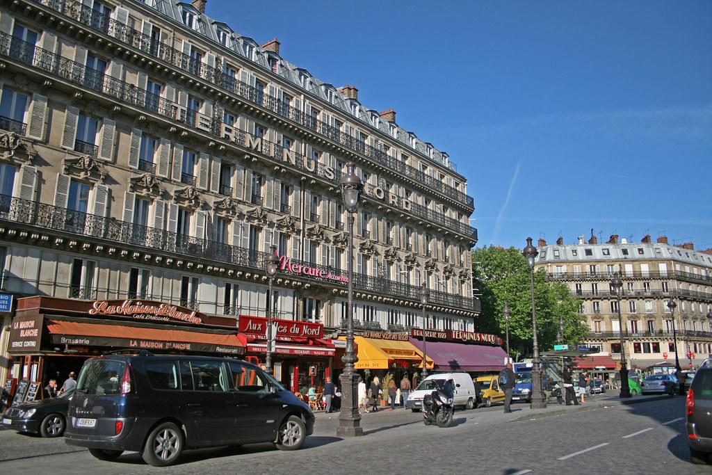 Rue de dunkerque paris france rue de dunkerque 17 06 - Mobilier de france dunkerque ...