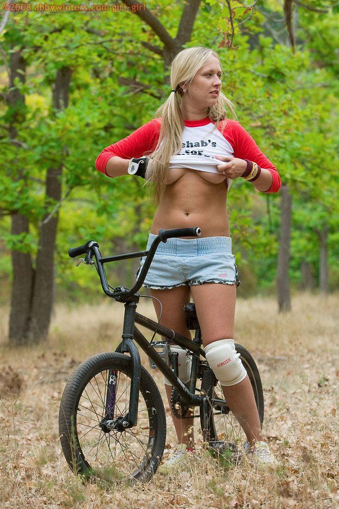 abby winters bike ride