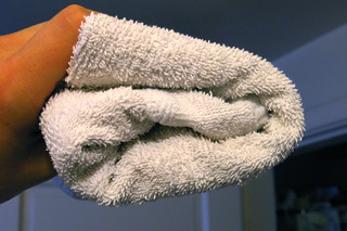 How to hang a towel like a man | by Kim Siever