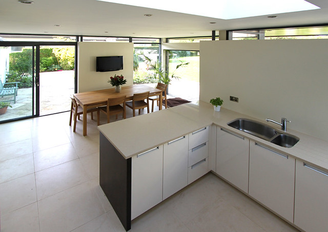 Gardenroom Brookfield Modern Design Bespoke Kitchen I Flickr