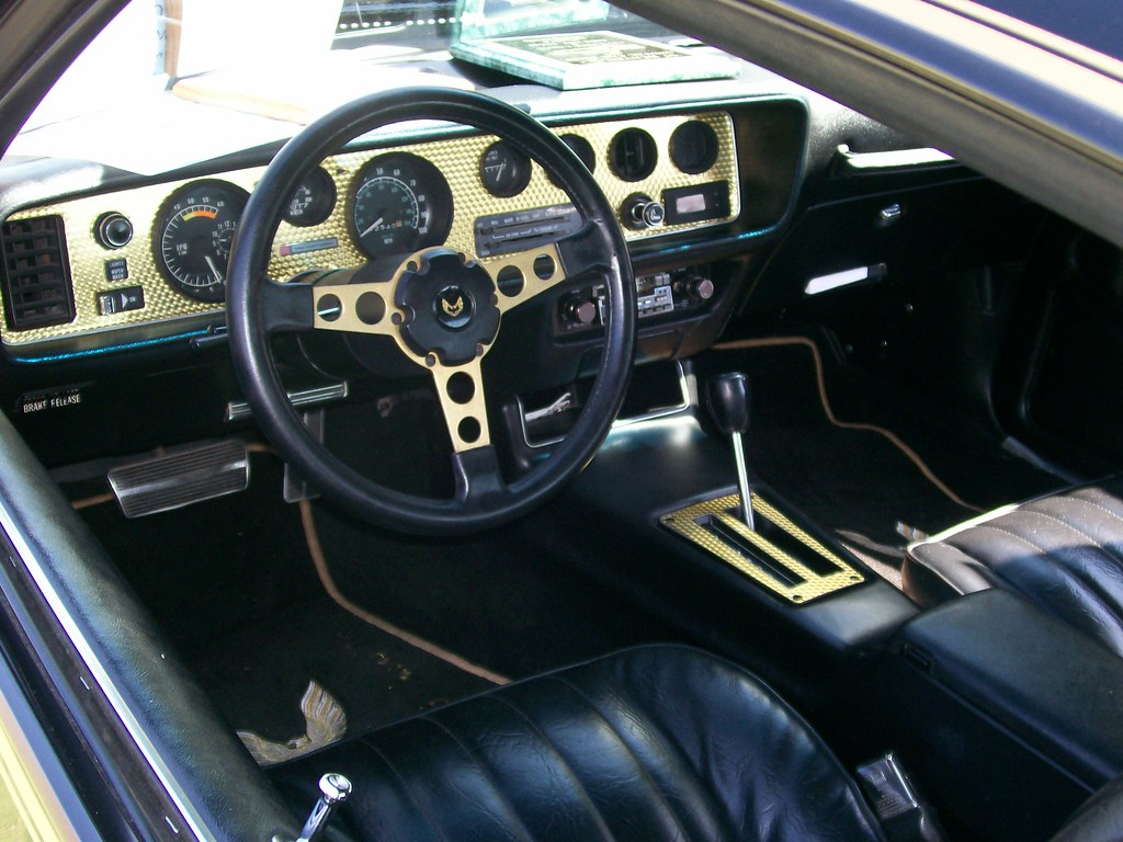 ... Pontiac Firebird Trans Am SE Interior | By Mark_potter_2000. U0027
