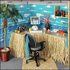 Tropical Office Fun Saraenoch Flickr