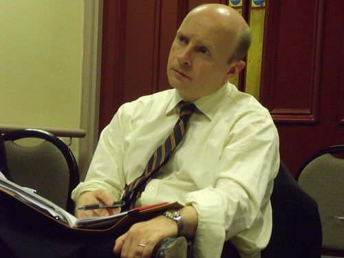 Liam Byrne MP | by Community Links