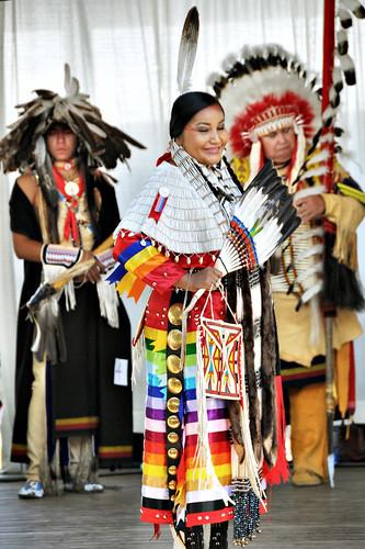 Native American Clothing Contest Santa Fe Indian Market