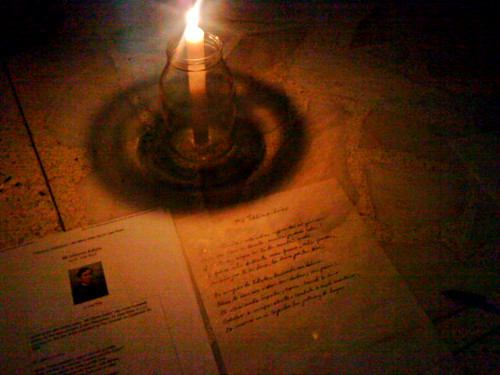 Hi166 History Making - Parchment and the Candle | by dolldalera