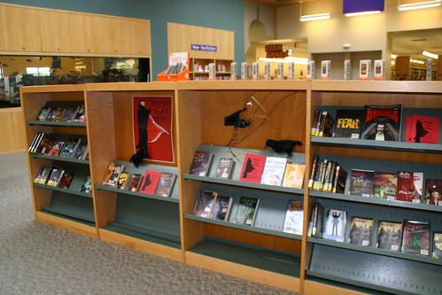 Displays at the Greece Public Library | by GreecePublicLibrary