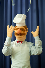 BORK BORK BORK Swedish Chef from The Muppet Show | by waynekaa