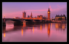Palace of Westminster at Sunrise | by Aubrey Stoll