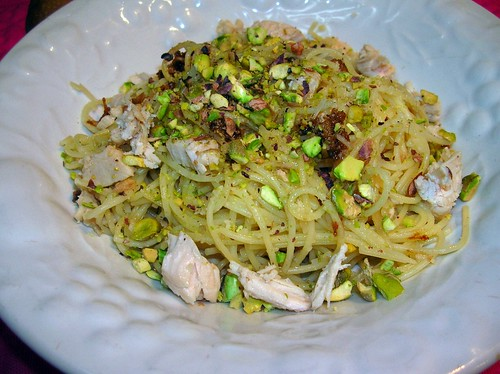 Pistachio Chicken Pasta 1 | by Theresa111