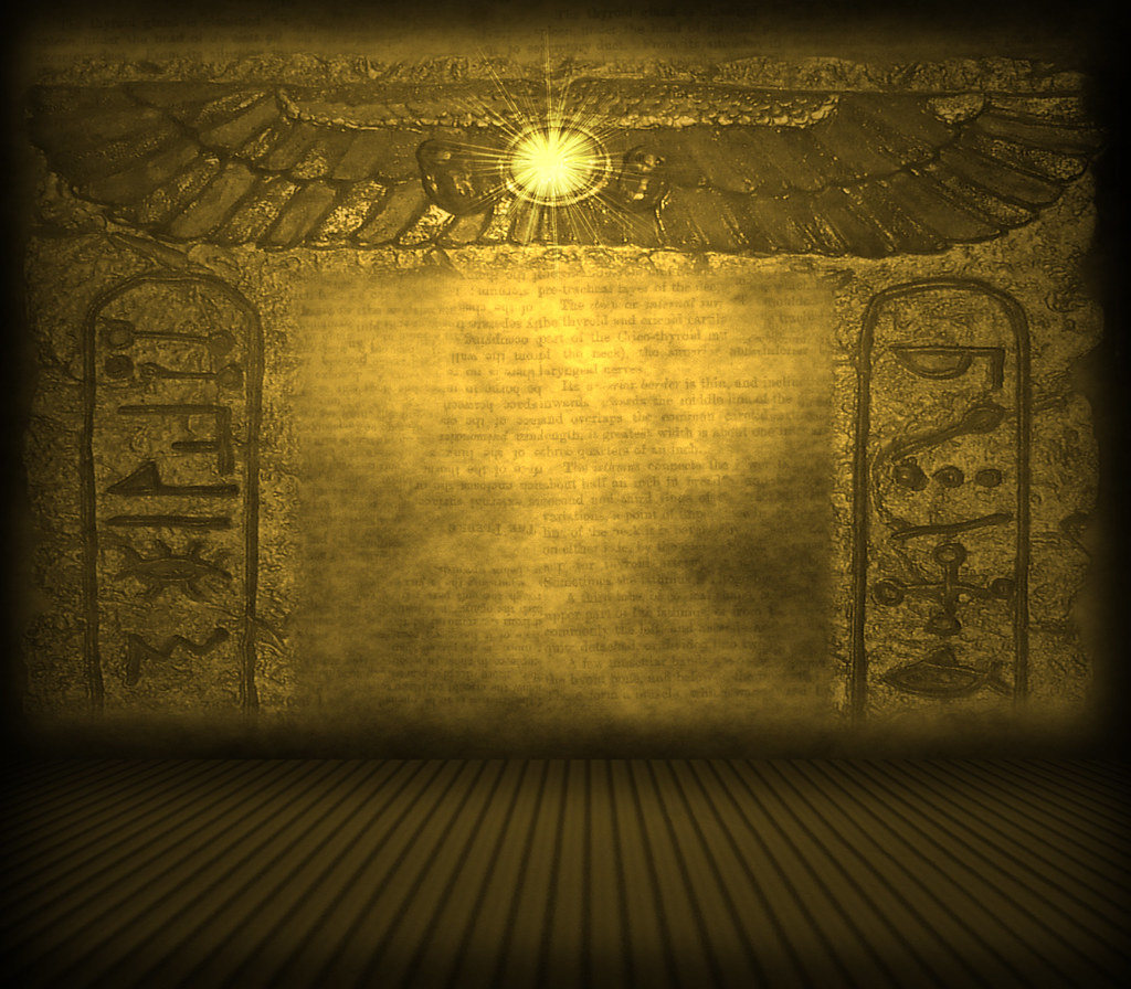 King tuts tomb handmade texture background for 3d wallpaper for home egypt