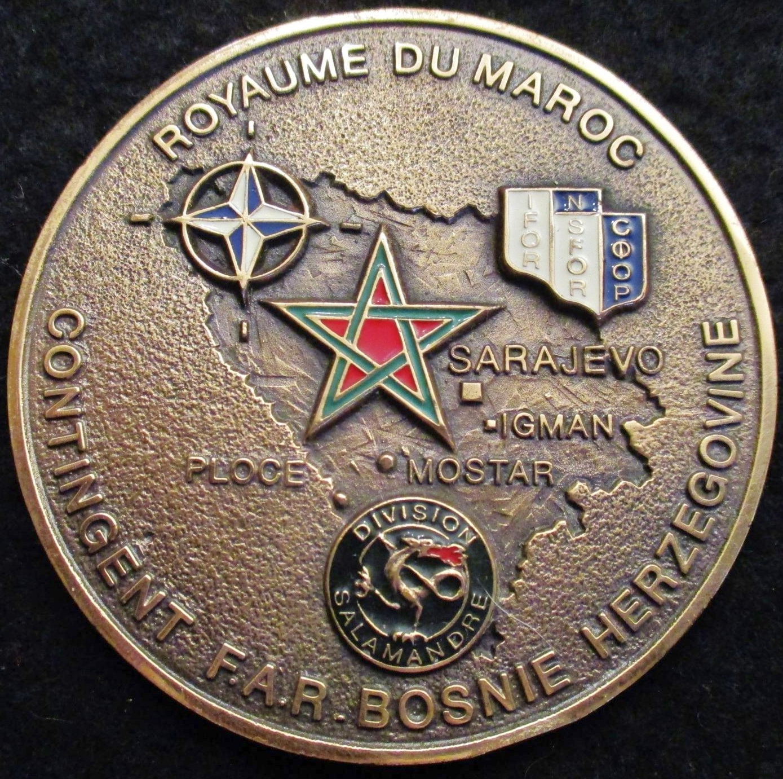 Les F.A.R. en Bosnie  IFOR, SFOR et EUFOR Althea 32095102174_b8744943ce_o