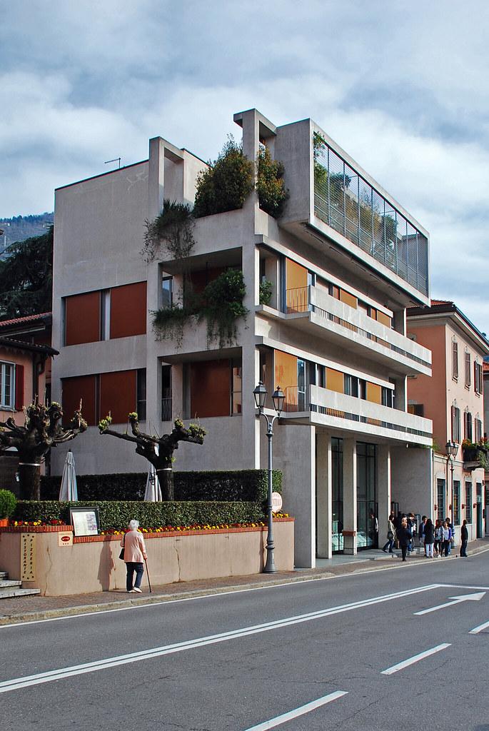 Casa d 39 affitto cernobbio cesare cattaneo 1938 1939 flickr for Casa a new york affitto