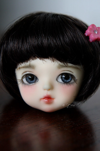 Faceup: Latidoll Yellow Lumi | by J*me