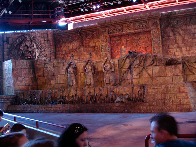 Indiana jones epic stunt spectacular this stage show recre
