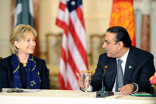 Trilateral Consultations With Afghanistan and Pakistan | by U.S. Department of State