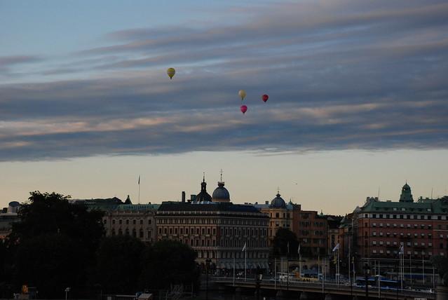 Stockholm Reise Flug Und Hotel