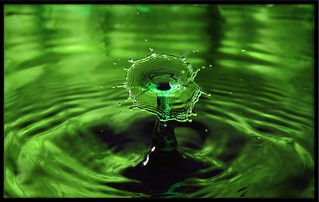 Explosion in Green | by Drippy2009