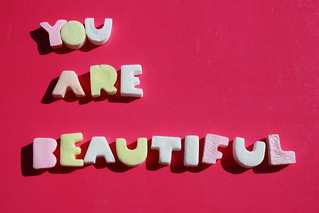 you are beautiful | by beth retro