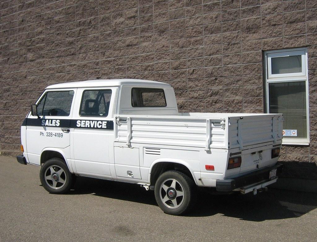 Volkswagen Transporter Truck Volkswagen Transporter