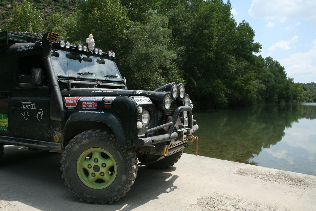 Modified Land Rover Defender 90 | Nick Wilkes | Flickr