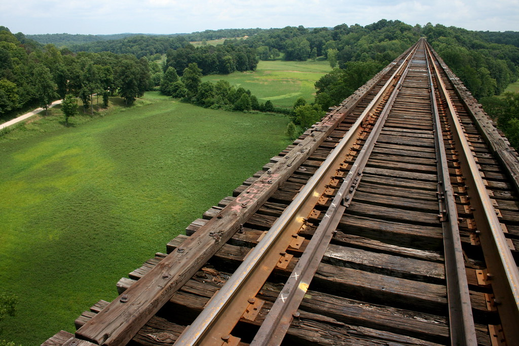 Railroadfan.com • View topic - Tulip Trestle, Indiana Rail offers ...