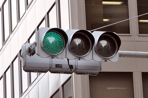 Traffic >> Traffic Lights | Yikes, they have the biggest frickn traffic… | Flickr