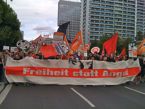 Pirate Party: Freiheit Statt Angst | by bblfish