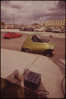 Exhibit at the First Symposium on Low Pollution Power Systems Development ..., 10/1973 | by The U.S. National Archives