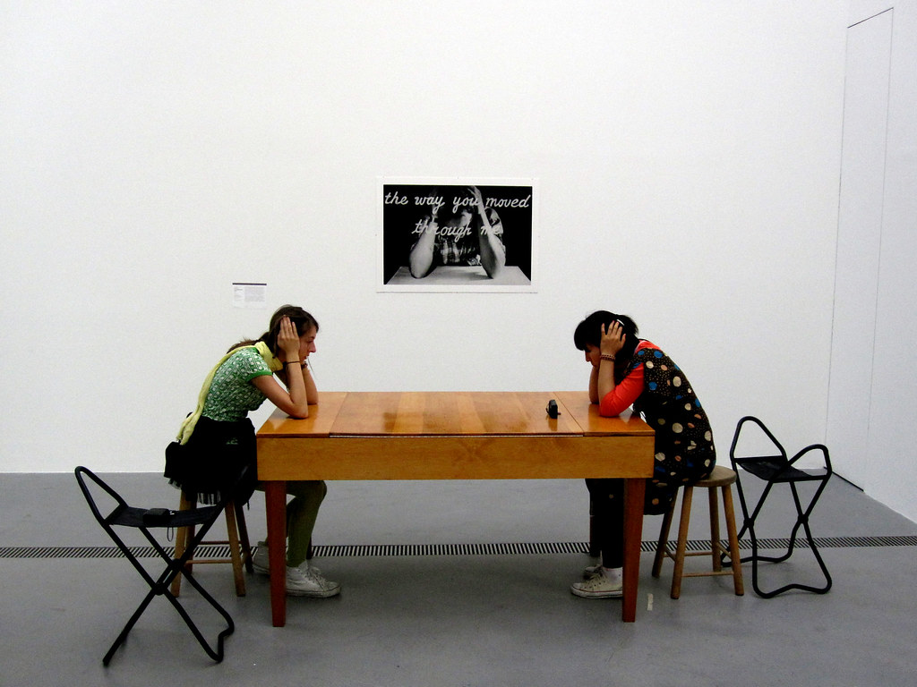 ... The Handphone Table By Laurie Anderson | By MΛΛCUMBΛu0026MαcαcoStαilεy U2020♥∞