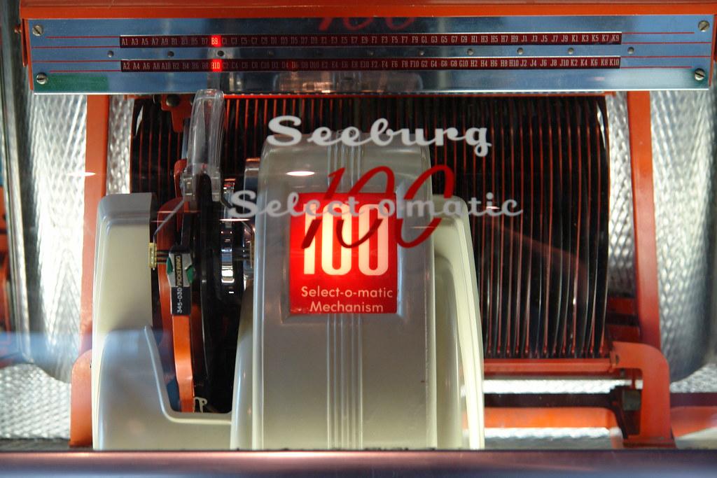 Seeburg 100 Select-O-matic | Harry III | Flickr