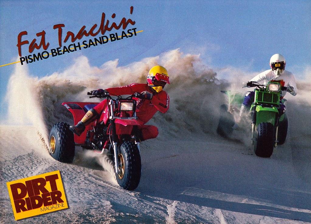 Kawasaki Atc Tecate