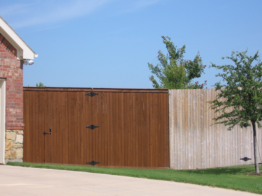 Wood Defender Stain Sable Brown Rif Fence Stain