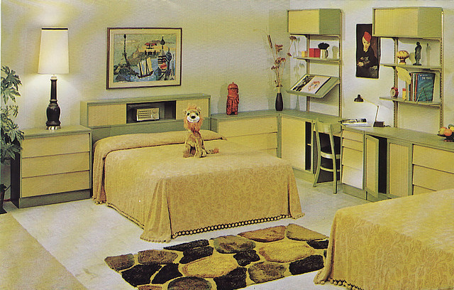 1960s Bedroom Furniture 1960s furniture danish postmodern / a furniture style that helped