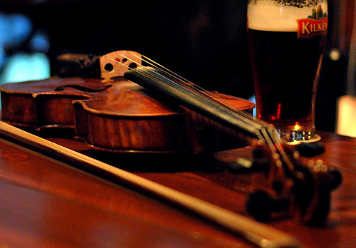 Irish Music Live/ June 18, Thursday @Failte | by [puamelia]