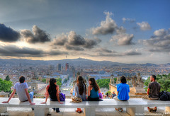 enjoy the view - Barcelona - HDR | by MorBCN